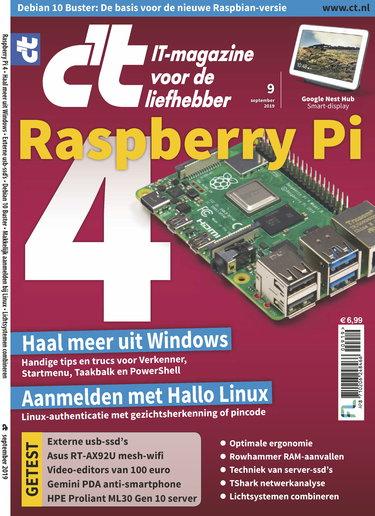 c't magazine 9, iOS & Android  magazine