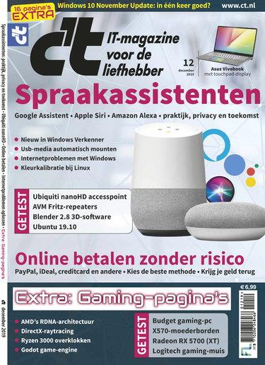 c't magazine 12, iOS & Android  magazine