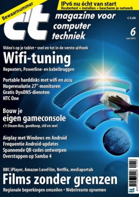 c't magazine 6, iOS & Android  magazine