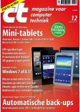 c't magazine 12, iOS, Android & Windows 10 magazine