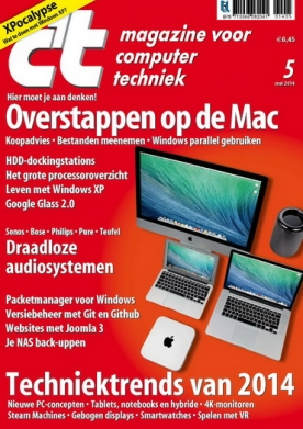 c't magazine 5, iOS & Android  magazine