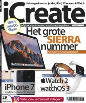 iCreate 82, iOS & Android  magazine