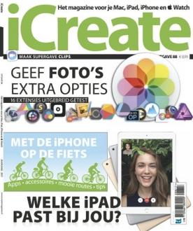 iCreate 88, iOS & Android  magazine