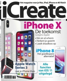 iCreate 91, iOS & Android  magazine