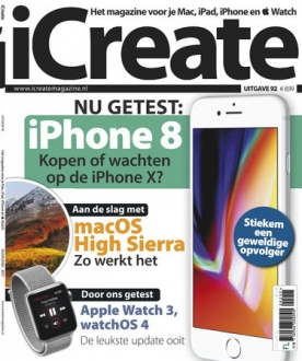 iCreate 92, iOS, Android & Windows 10 magazine