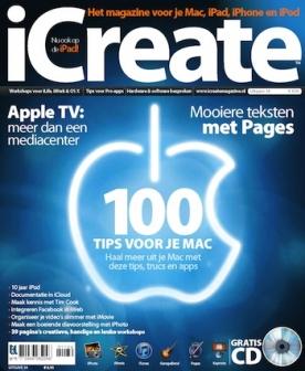 iCreate 34, iOS & Android  magazine