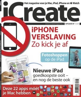 iCreate 97, iOS, Android & Windows 10 magazine