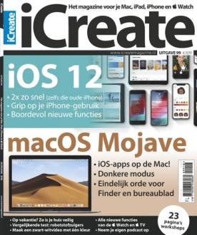 iCreate 99, iOS & Android  magazine