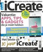 iCreate 100, iOS, Android & Windows 10 magazine