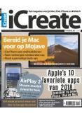 iCreate 101, iOS & Android  magazine