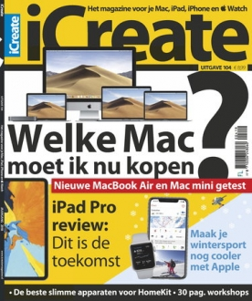 iCreate 104, iOS & Android  magazine