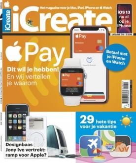 iCreate 110, iOS & Android  magazine