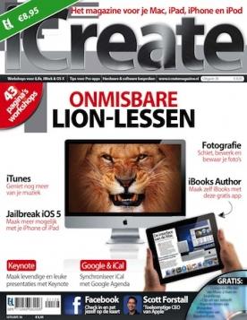iCreate 36, iOS & Android  magazine
