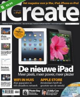 iCreate 37, iOS, Android & Windows 10 magazine