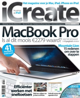 iCreate 40, iOS & Android  magazine