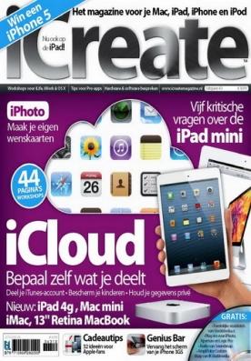 iCreate 43, iOS & Android  magazine