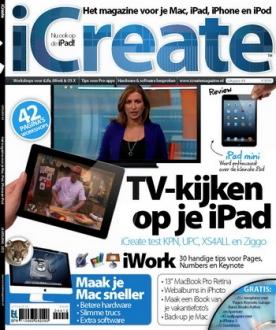 iCreate 44, iOS & Android  magazine