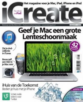 iCreate 47, iOS & Android  magazine
