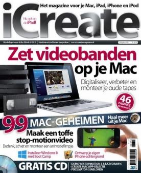 iCreate 48, iOS & Android  magazine