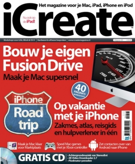 iCreate 49, iOS & Android  magazine
