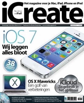 iCreate 50, iOS & Android  magazine