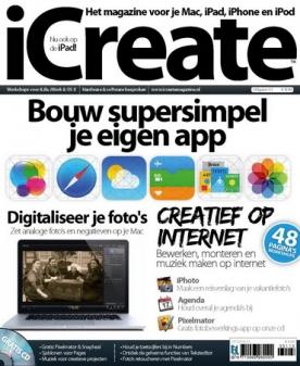 iCreate 51, iOS & Android  magazine