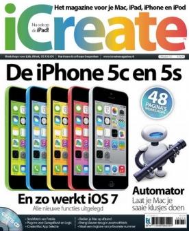 iCreate 52, iOS, Android & Windows 10 magazine