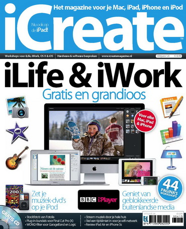iCreate 54, iOS, Android & Windows 10 magazine