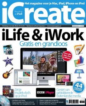 iCreate 54, iOS & Android  magazine