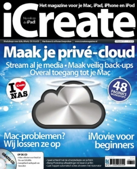 iCreate 57, iOS, Android & Windows 10 magazine
