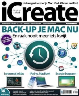iCreate 61, iOS & Android  magazine