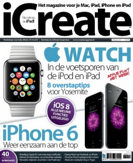 iCreate 62, iOS & Android  magazine