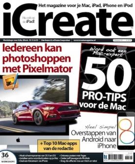 iCreate 65, iOS & Android  magazine