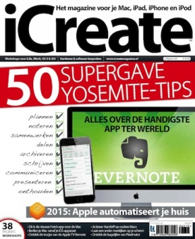 iCreate 66, iOS & Android  magazine