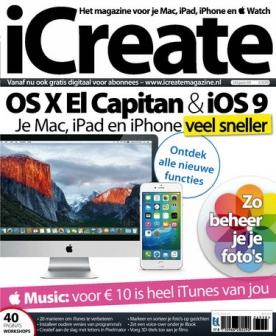 iCreate 69, iOS & Android  magazine
