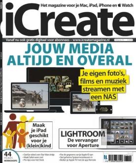 iCreate 75, iOS & Android  magazine