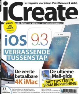 iCreate 76, iOS & Android  magazine