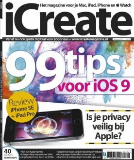 iCreate 78, iOS & Android  magazine