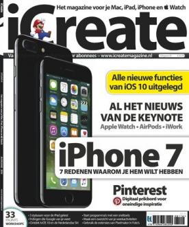 iCreate 81, iOS & Android  magazine