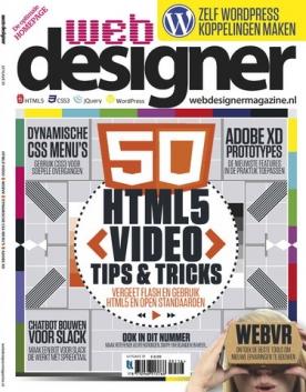 Webdesigner 91, iOS, Android & Windows 10 magazine