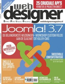 Webdesigner 94, iOS, Android & Windows 10 magazine