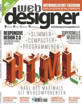 Webdesigner 95, iOS, Android & Windows 10 magazine