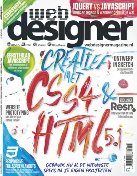 Webdesigner 97, iOS, Android & Windows 10 magazine