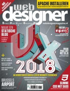 Webdesigner 99, iOS, Android & Windows 10 magazine