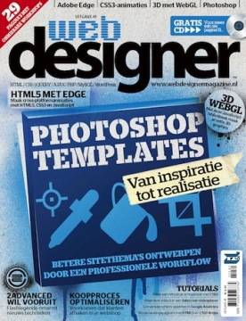 Webdesigner 41, iOS, Android & Windows 10 magazine