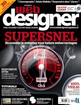 Webdesigner 40, iOS, Android & Windows 10 magazine
