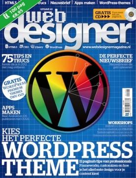 Webdesigner 43, iOS, Android & Windows 10 magazine