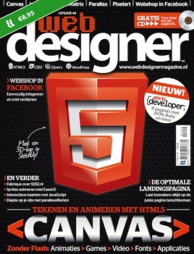 Webdesigner 44, iOS, Android & Windows 10 magazine