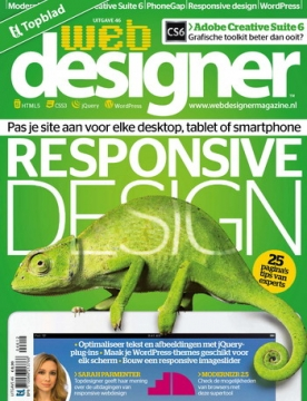 Webdesigner 46, iOS, Android & Windows 10 magazine