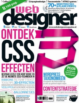 Webdesigner 47, iOS, Android & Windows 10 magazine